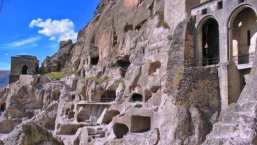 Monasterio de Vardzia